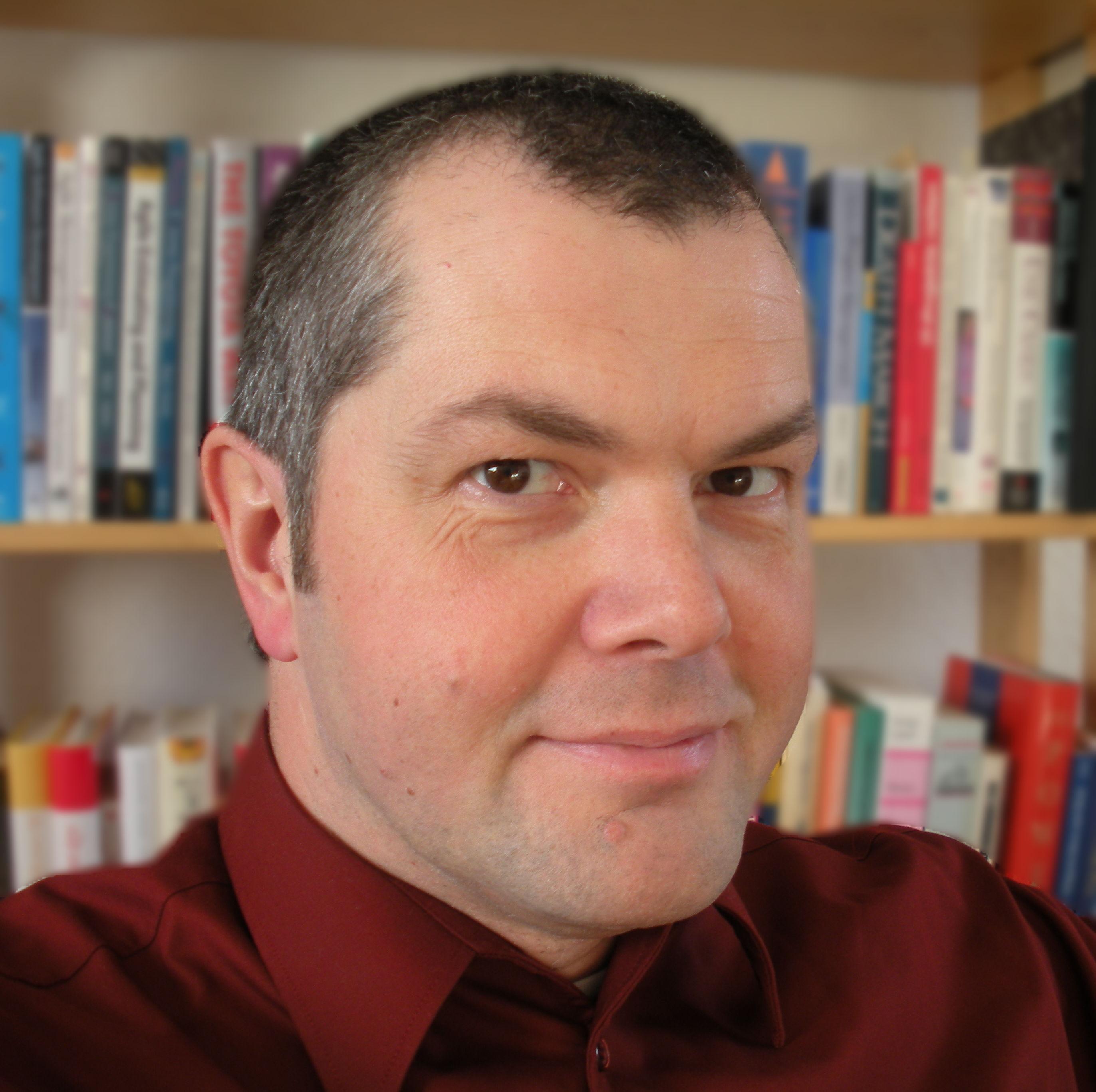Portrait Rolf F. Katzenberger